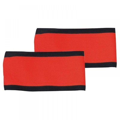 CCM CCM REFEREE RED ARMBANDS (2 PACK)