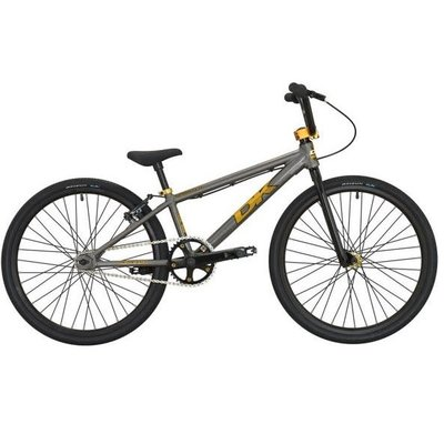 "DK 17 DK SPRINTER MINI GREY/GOLD 17.25"" TT"