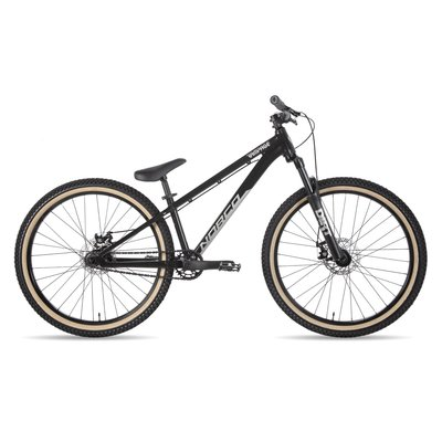 "Norco 2020 NORCO RAMPAGE 2 26"" BLACK/SILVER"