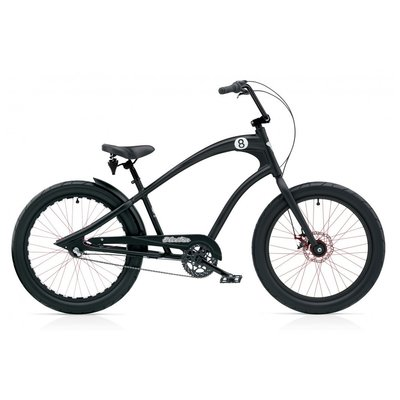 Electra 2020 ELECTRA STRAIGHT 8 CRUISER 8 SP MATTE BLACK