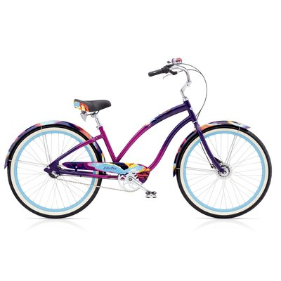 Electra 2020 ELECTRA PAGE 3I CRUISER PINK/PURPLE
