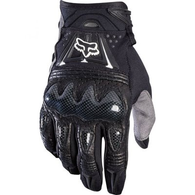 Fox FOX BOMBER GLOVES MENS BLACK SMALL