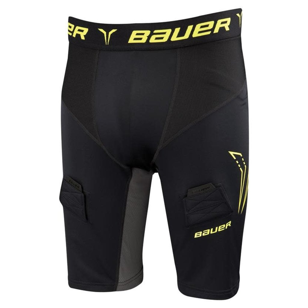 Bauer BAUER PREMIUM COMPRESSION JOCK SHORT YTH S18