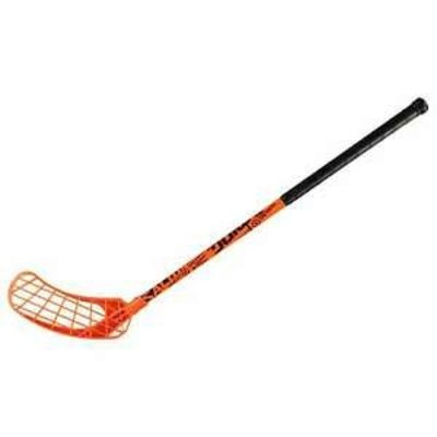 Salming SALMING Q2 KID 67CM FLOORBALL STICK BLK/ORG
