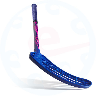 Salming SALMING Q2 KID 72CM FLOORBALL STICK PINK/PURPLE