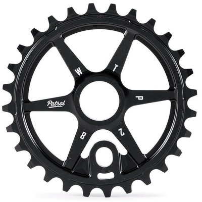 We The People WTP PATROL SPROCKET 25T BLACK