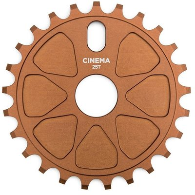 Cinema CINEMA ROCK SPROCKET 25T BRONZE