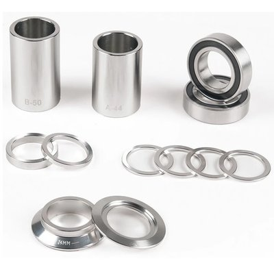 Eclat ECLAT MID BB KIT 19MM HIGH POLISHED