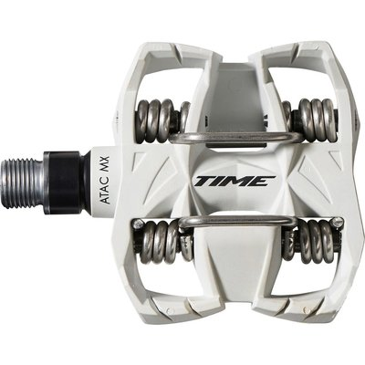 Time TIME ATAC MX6 PEDALS WHITE