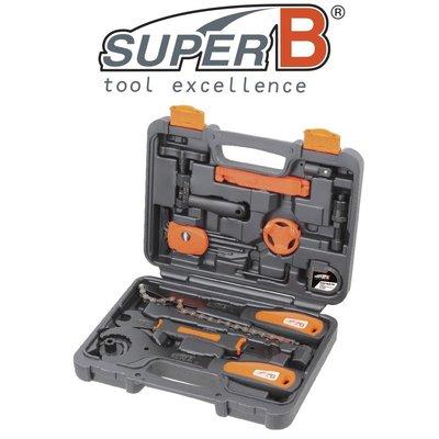 Super B SUPER B 21PC TOOL SET
