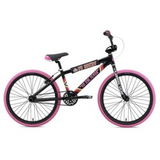"SE BIKES SE BIKES SO CAL FLYER 24"" BLACK/PINK"