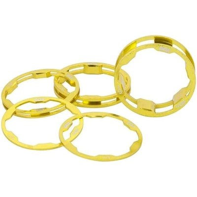 """Box BOX ONE HEADSET SPACER KIT 1"""" GOLD"""