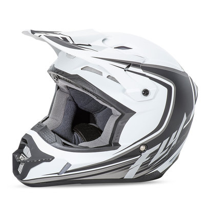 Fly FLY KINETIC YOUTH DOT HELMET
