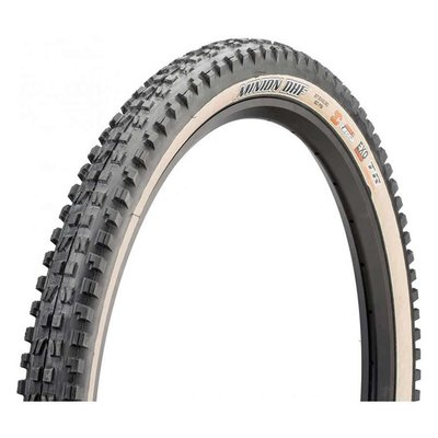 "Maxxis MAXXIS MINION DHF 27.5 X 2.30"" TAN WALL FOLDING"