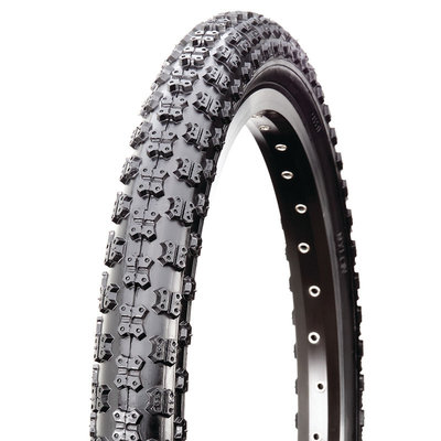 "Damco DAMCO TIRE COMP III STYLE 16 X 1.75"" BLACK"