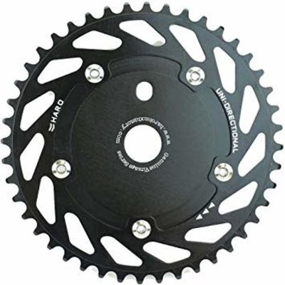 Haro HARO UNI-DIRECTIONAL SPROCKET 44T BLACK
