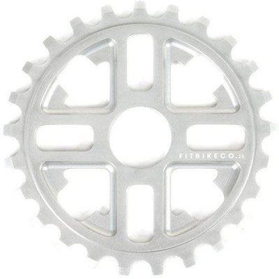 Fit FIT KEY SPROCKET 25T SILVER