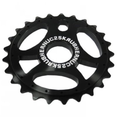 Krusher KRUSHER NUC SPROCKET 25T BLACK