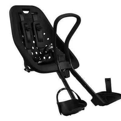 Thule THULE YEPP MINI FRONT CHILD SEAT BLACK