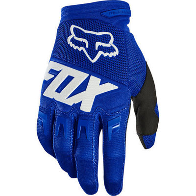 Fox FOX DIRTPAW GLOVE BLUE