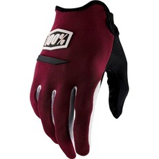 100% 100% RIDE CAMP GLOVE BURGANDY