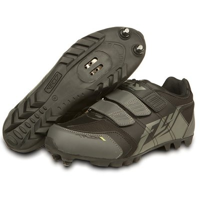 Fly Racing FLY TALON II SPD RACE SHOE BLACK GREY