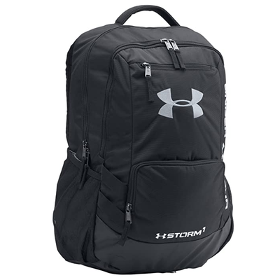 Under Armour UA STORM HUSTLE II BACKPACK BLACK