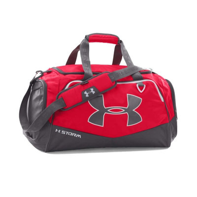 Under Armour UA UNDENIABLE STORM II DUFFLE BAG RED