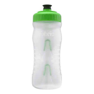 Fabric FABRIC CAGELESS WATER BOTTLE GREEN 22OZ