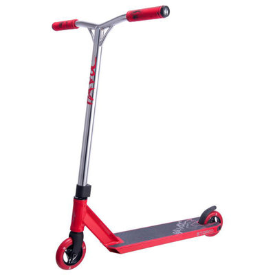 Havoc HAVOC STORM LTD SCOOTER CHROME/RED (SOLD OUT)