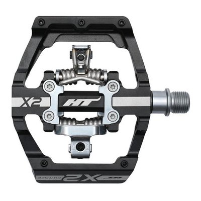 TH Components HT X2 CAGED CLIPLESS PEDAL BLACK