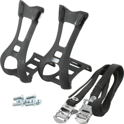 Wellgo WELLGO MT-3 TOECLIP SET MEDIUM