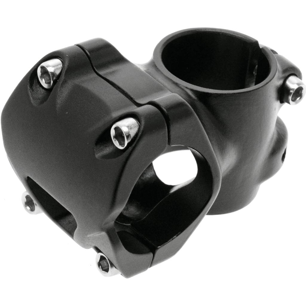 49N 49N DLX 0 DEG STEM 35MM 31.8 AHEAD BLACK