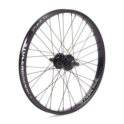 "Stolen STOLEN RAMPAGE 20"" REAR WHEEL LHD 14MM BLACK"