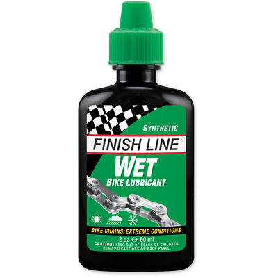 Finish Line FINISHLINE WET LUBE 4oz BOTTLE