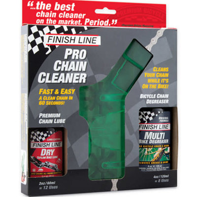 Finish Line FINISHLINE CHAIN CLEANING KIT