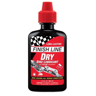 Finish Line FINISHLINE DRY LUBE TEFLON PLUS 4oz BOTTLE
