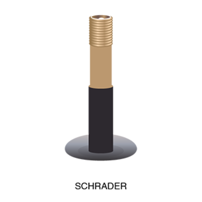 """49N 49N TUBE 14 X 1.75-2.25"""" SCHRAEDER"""