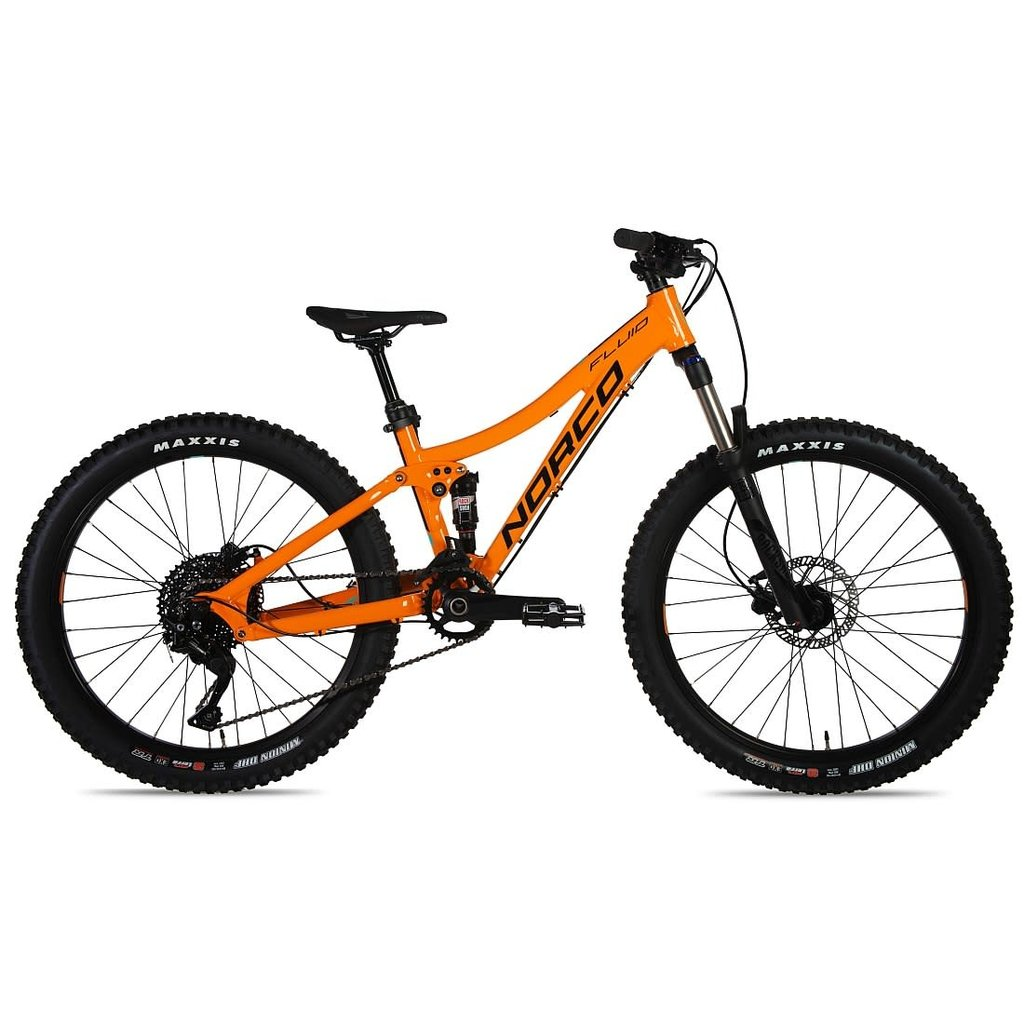 Norco 2020 NORCO FLUID 26 ORANGE