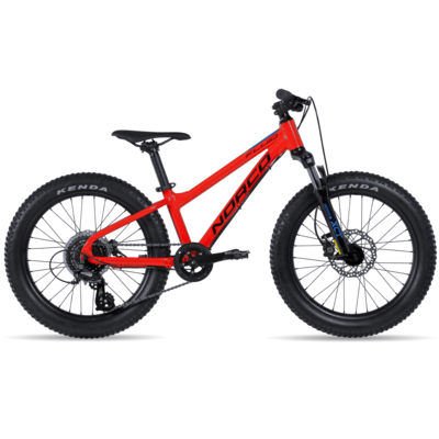 Norco 2020 NORCO FLUID 2.3 HT+ RED