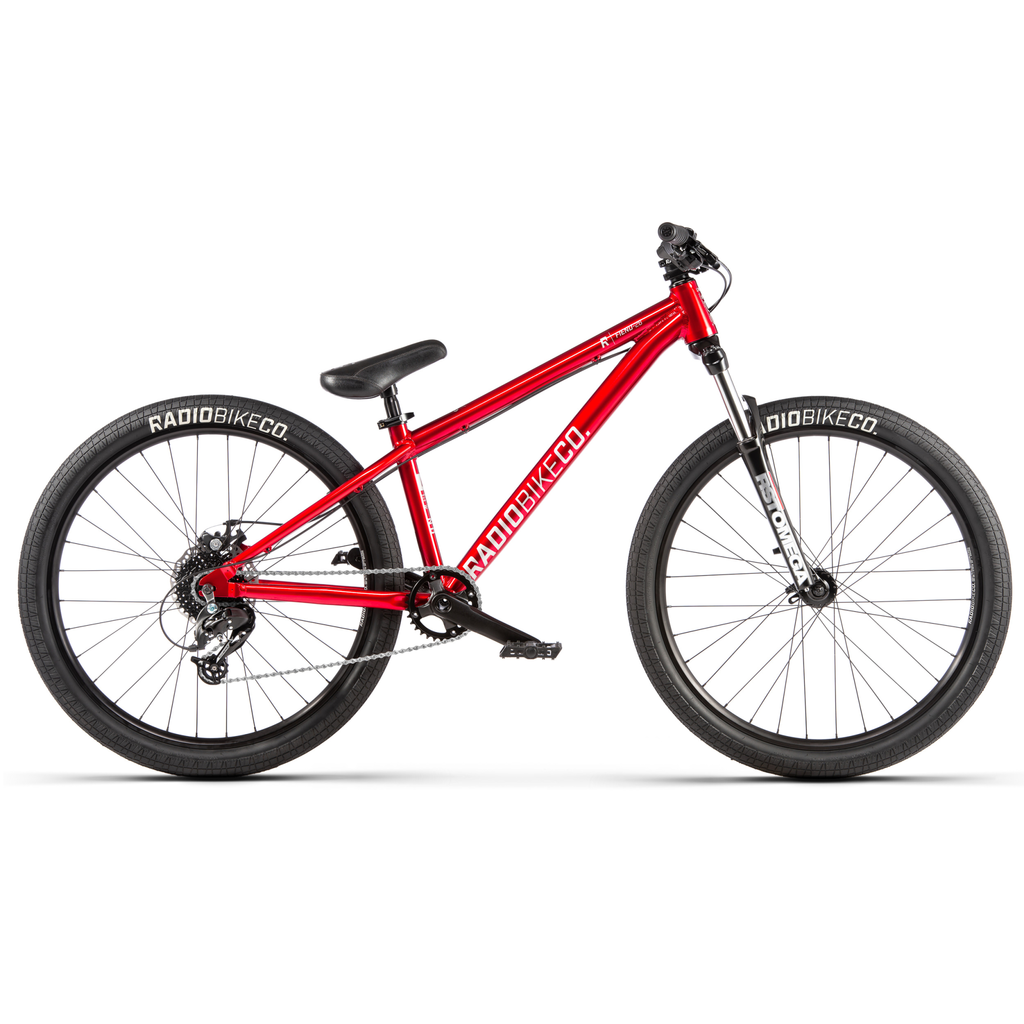 "Radio 2020 RADIO FIEND 26"" 7 SPEED METALLIC RED (ETA MID DEC)"