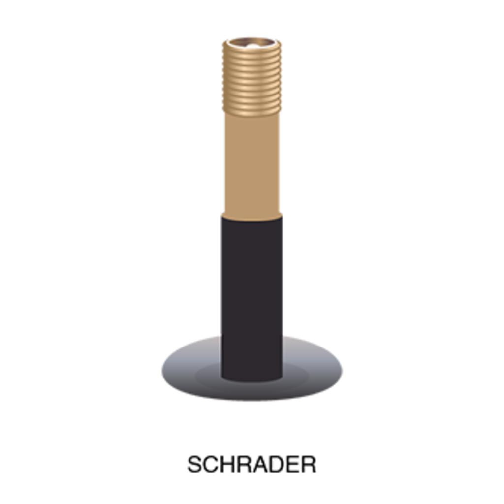 "49N 49n TUBE 24 X 1.50-1.75"" SCHRADER"