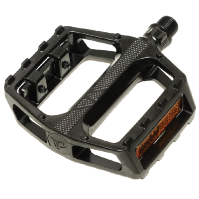 "49N 49N MTB ALLOY PEDAL 9/16"" BLACK"