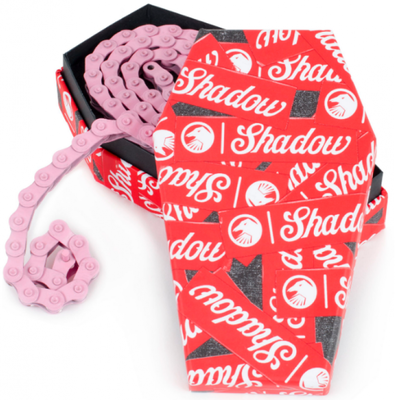 Shadow SHADOW V2 INTERLOCK HALF-LINK CHAIN PINK