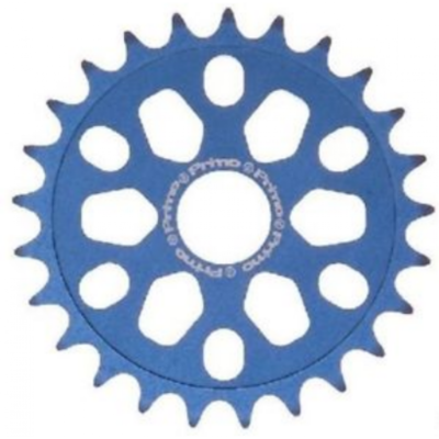 Primo PRIMO ANALOG LT SPROCKET 23T BLUE