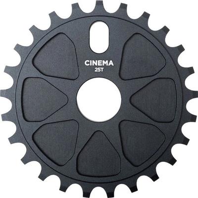 Cinema CINEMA ROCK SPROCKET 25T BLACK