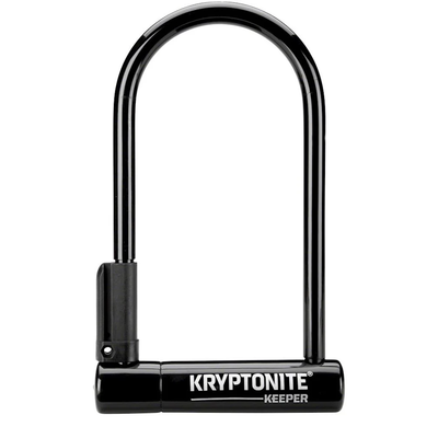 "Kryptonite KRYPTONITE KEEPER 12 STD 4X8"" U-LOCK"
