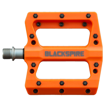 Blackspire BLACKSPIRE NYLOTRAX PEDAL ORANGE