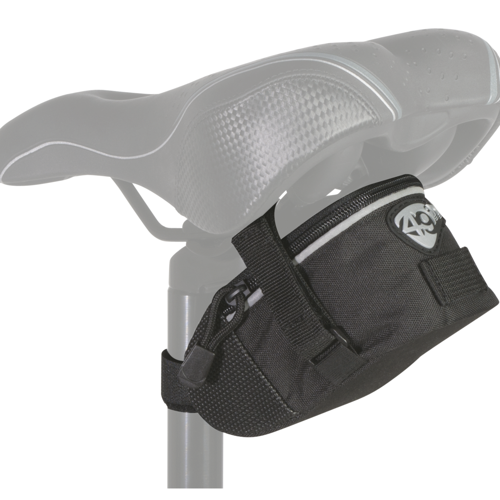 49N 49N GRAFTON SEAT BAG BLACK
