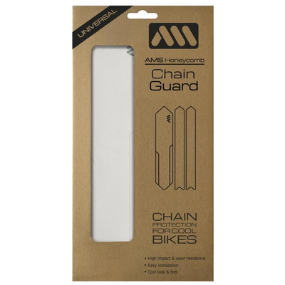 ALL MOUNTAIN STYLE ALL MOUNTAIN STYLE CHAINSTAY PROTECTION CLEAR